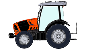 Трактор-мини-1