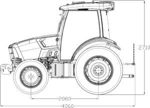 схема-габаритная-трактор